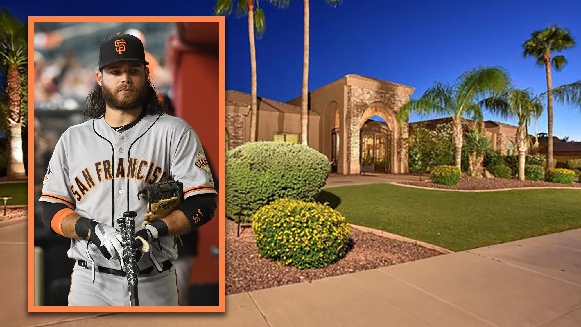 Brandon Crawford Home