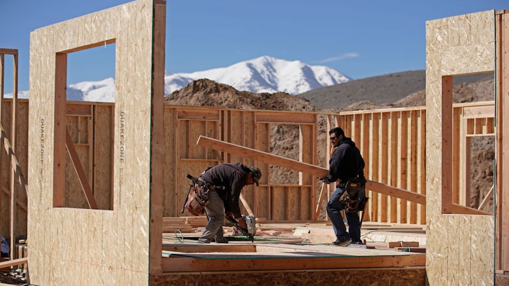 home construction utah