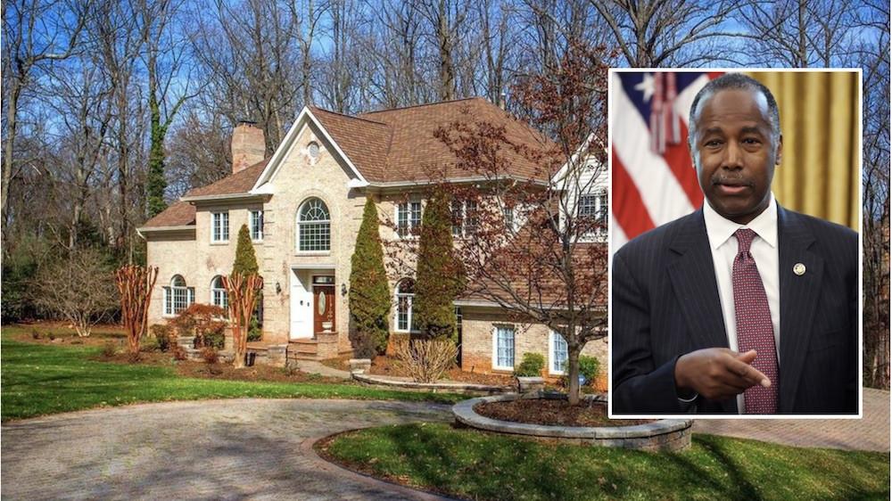 Ben Carson Virginia house