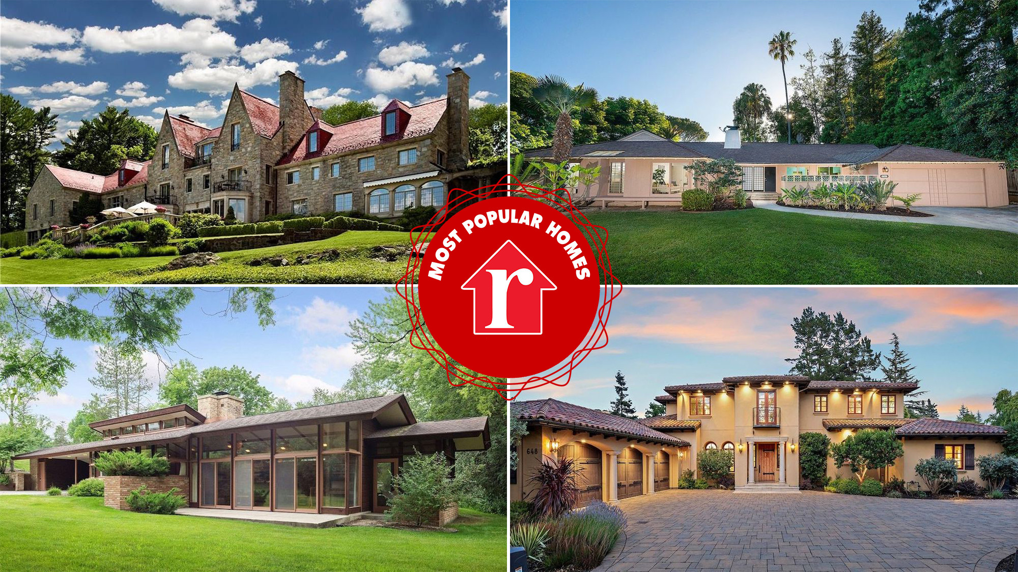 most popular homes 7/24