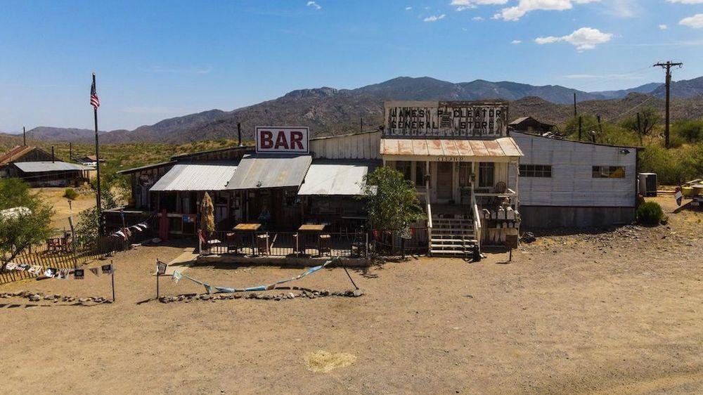 Arizona Ghost Town