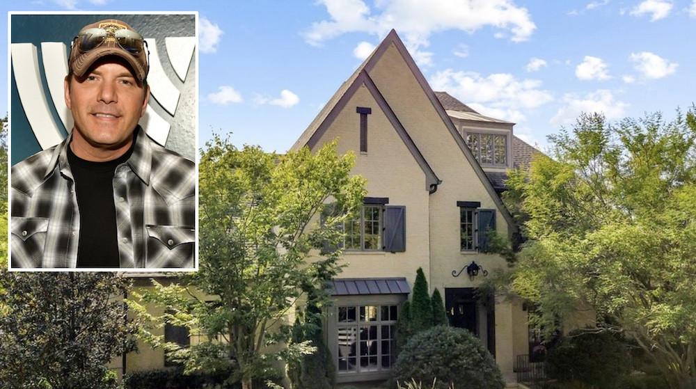 Rodney Atkins Brentwood house