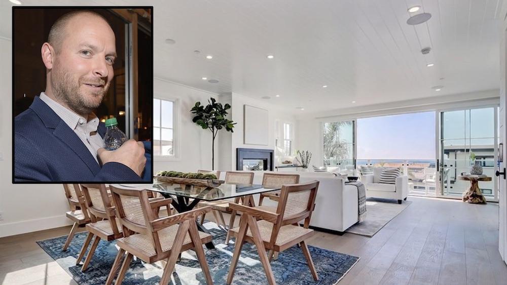 Ryen Russillo Manhattan Beach house