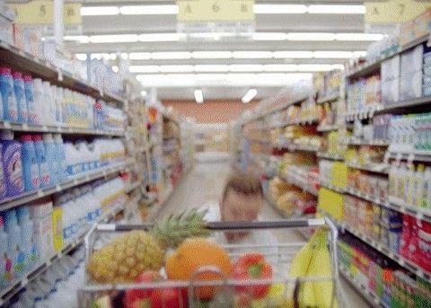 justin timberlake supermarket