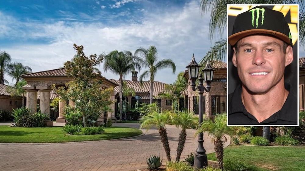 Brian Deegan Temecula house