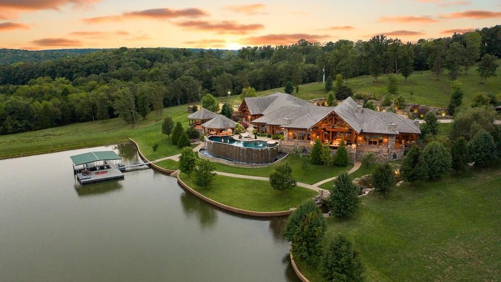Missouri Most Expensive Home