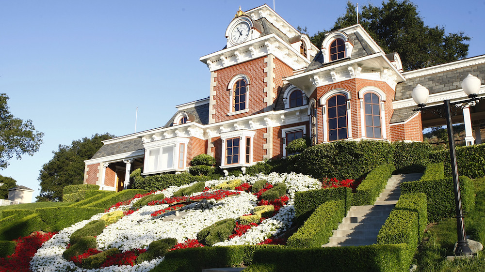 Neverland Ranch Sells