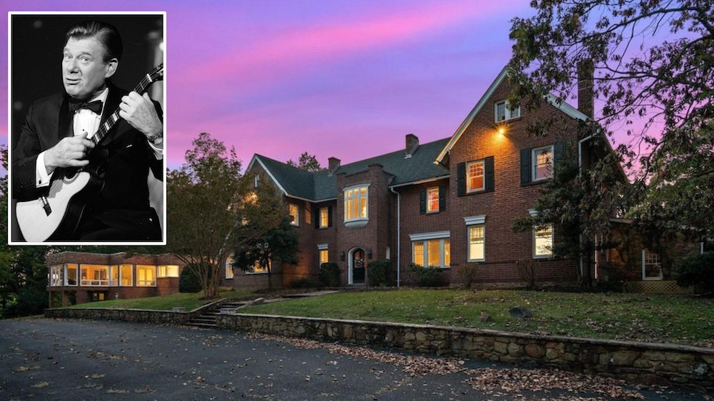 Arthur Godfrey Virginia Estate