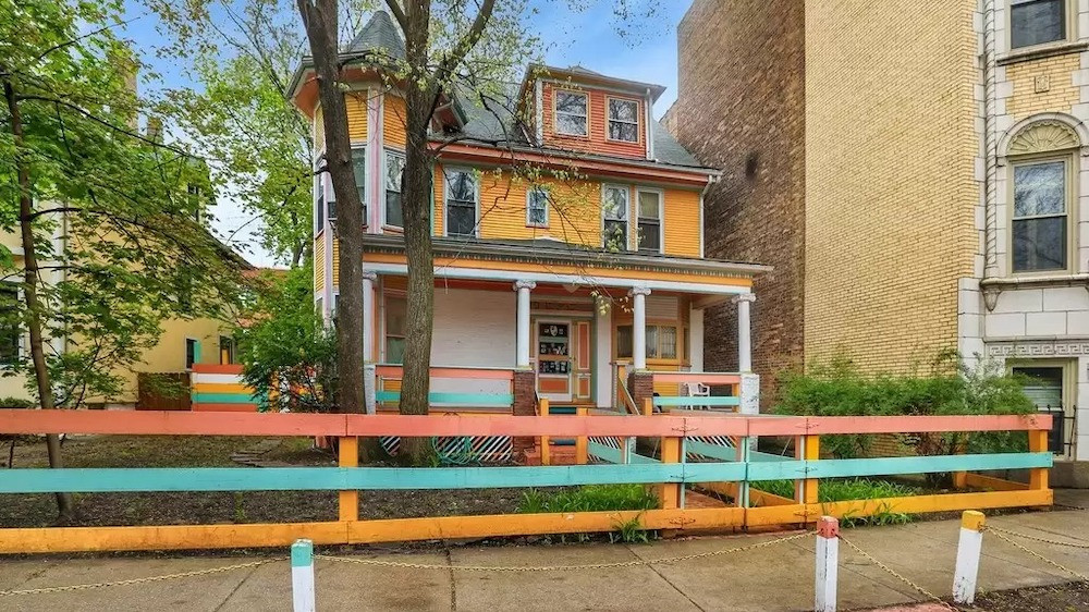 Candyland House in Chicago